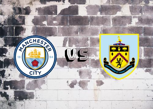 Manchester City vs Burnley  Resumen y Partido Completo