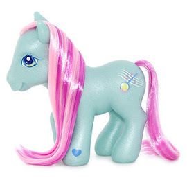 MLP Banjo Blue Pony Packs 4-Pack G3 Pony