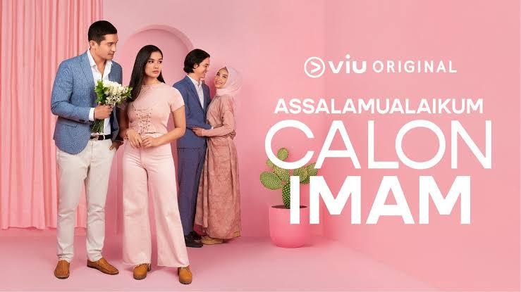 Assalamualaikum Calon Imam Season 1 Complete (2019) WEBDL