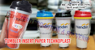 Tumbler Insert Paper Technoplast GB-200 merupakan salah satu Model tumbler insert paper