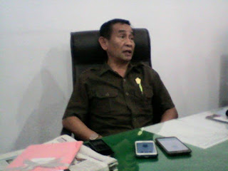 Ketua Komisi I, DPRD Sulut, Ferdinand N. Mewengkang