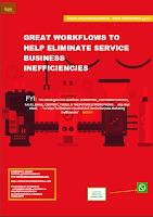 Great Workflows To Help Eliminate B2B B2C Service Business Inefficiencies - Sponsored By BJ Mannyst