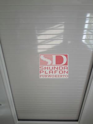Pemasangan Shunda Plafon Rumah Pak Oji - Shunda Plafon Purwokerto
