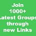 Join 10000+ latest WhatsApp groups through join links 2020