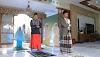 Saat PSBB Walikota Sholat Ied Di Rumah, Silaturahmi Online