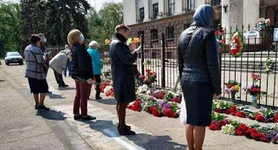 Річниця трагедії в Одесі відбулася без значних інцидентів