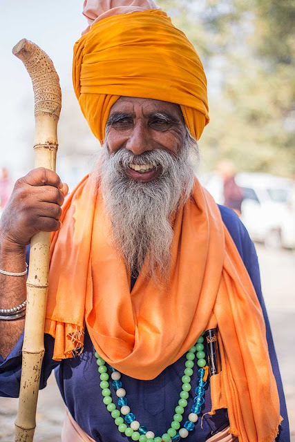 portraits street photography rural punjab india