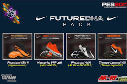 Nike Future DNA Pack Boots - PES 2017