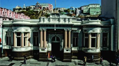 Museo de Historia Natural, Valparaiso.