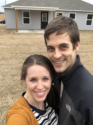 Jill and Derick Dillard new house