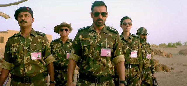 Parmanu : Bollywood Movies On Indian Army