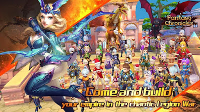 Screenshot Gameplay Fantasy Chronicles