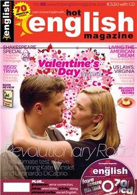 Hot English Magazine - Number 88