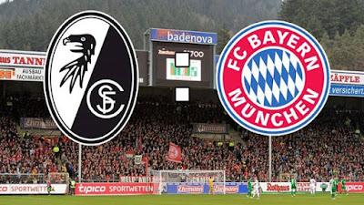 مباراة بايرن ميونخ وفرايبورج بين ماتش مباشر 17-1-2021 والقنوات الناقلة ضمن الدوري الألماني
