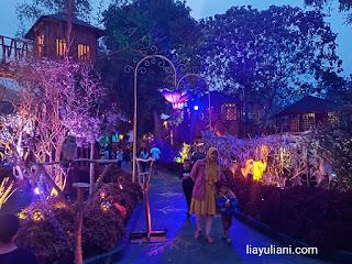 Lembang Wonderland, Negeri Dongeng penuh warna