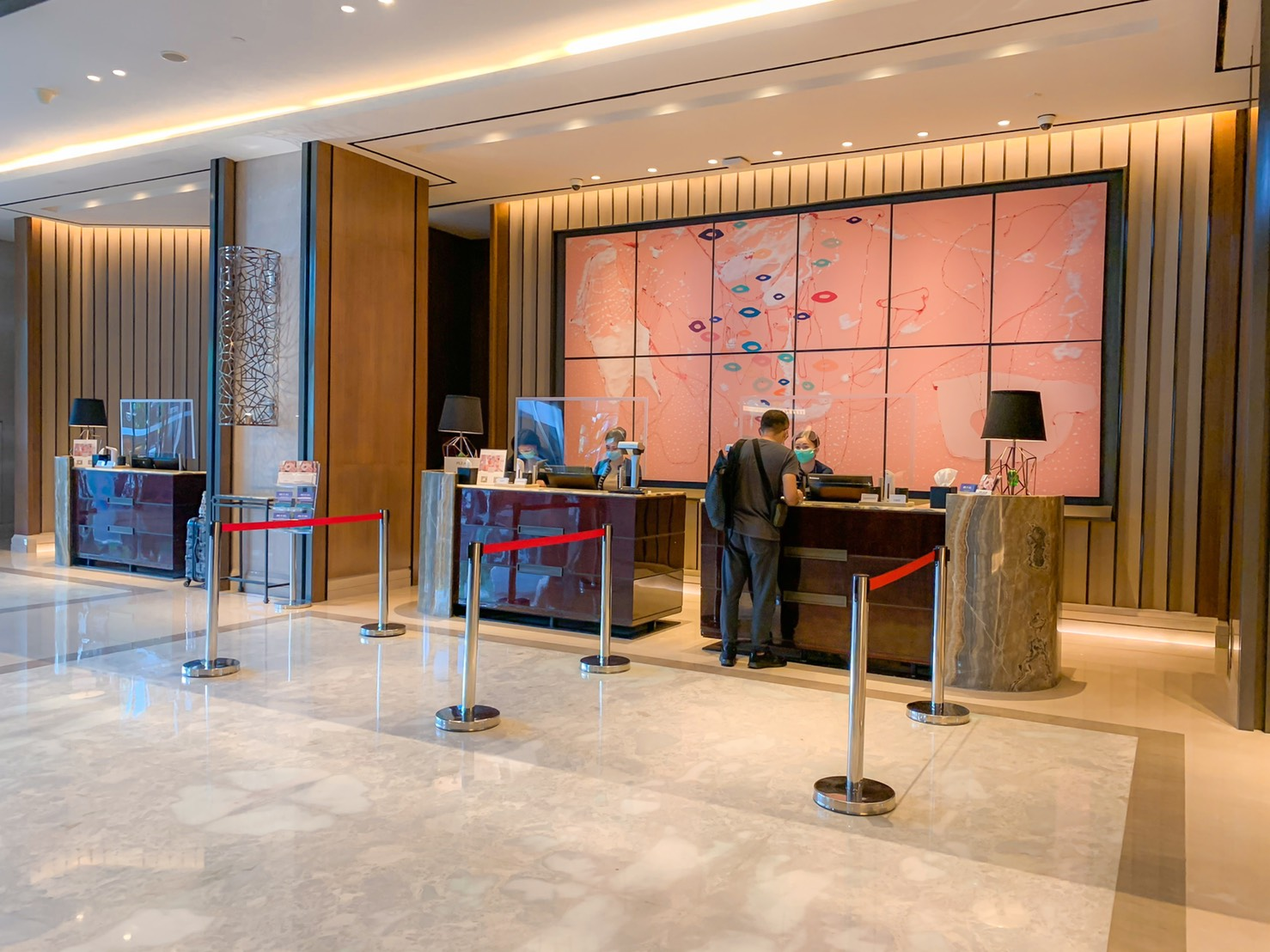 Sheraton Grand Jakarta Gandaria City Hotel Jakarta