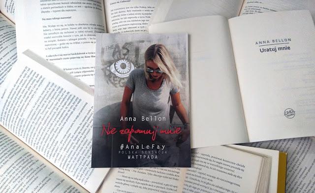 recenzja Nie zapomnij mnie Anna Bellon