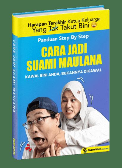 Ebook Suami Maulana