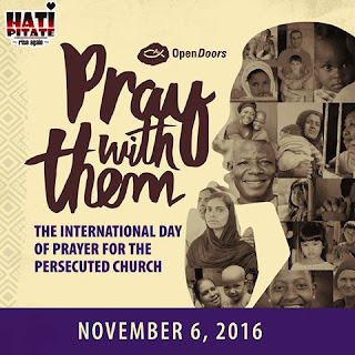 Mari kita berdoa bersama mereka