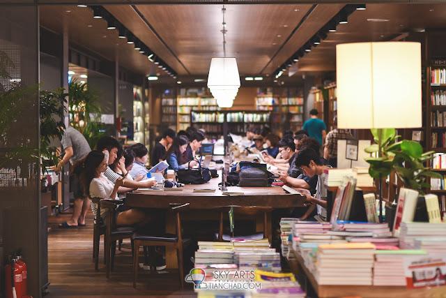Kyobo Book Store Gwanghwamun 교보문고 광화문점 in Seoul
