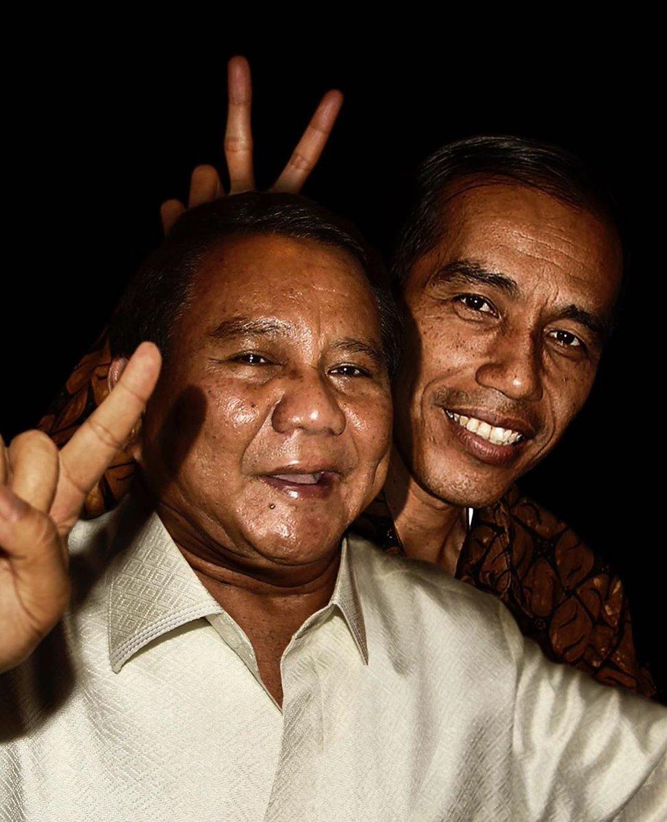 Prabowo Akan Hadir di Pelantikan Jokowi?