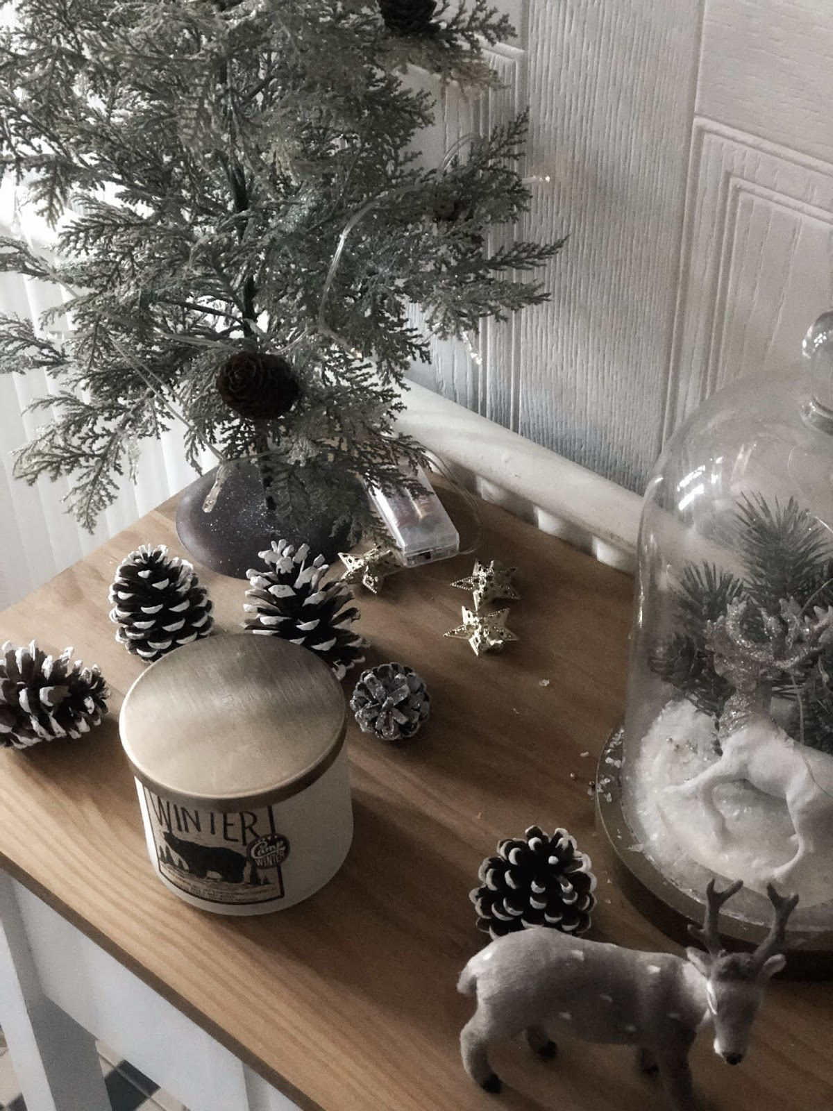 www.ourdubailife.com Our Christmas UK Home Decor Tour 2018