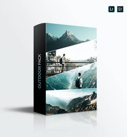 Preset Lightroom ARTA Outdoor Pack (Mobile/Desktop)