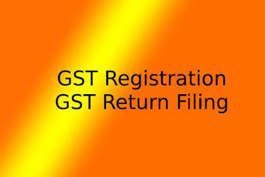 gst registration and return filing