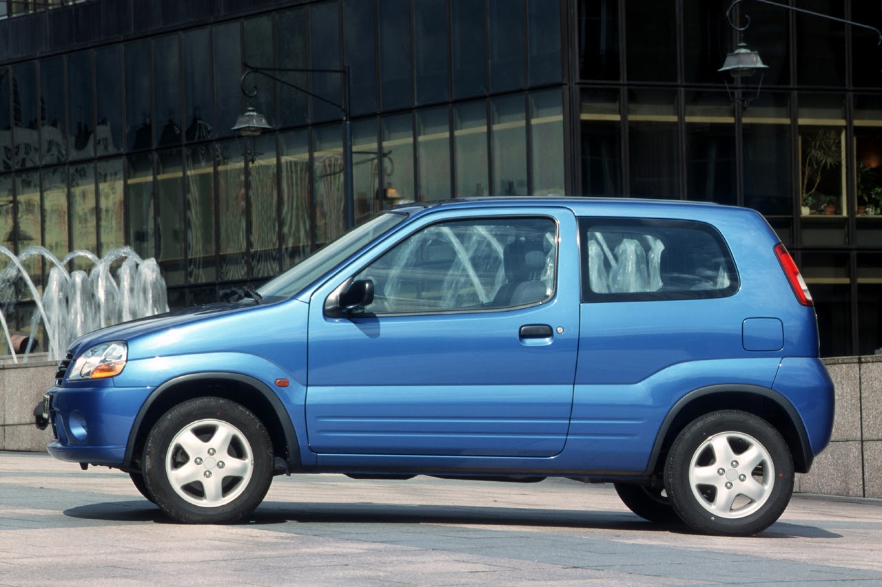 Suzuki Ignis, 3D, HT51S