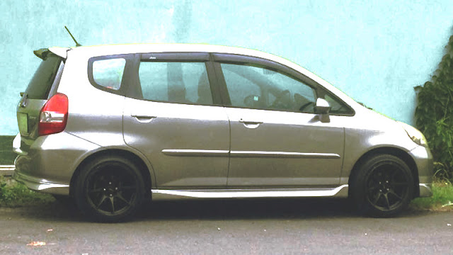 Honda Jazz GD3