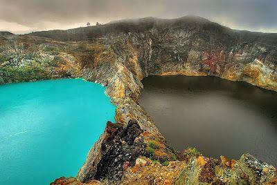 Danau Tiga Warna