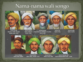 Sejarah Asal Usul Wali Songo Beserta Nama dan Gambarnya