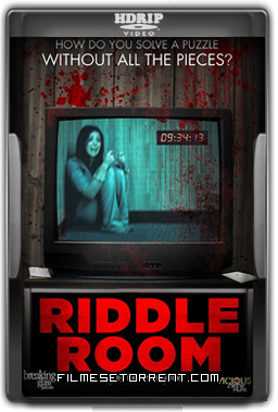 Riddle Room Torrent HDRip Legendado 2016