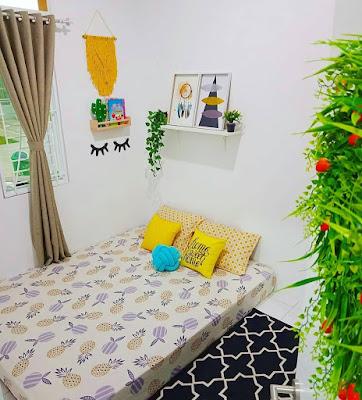 desain kamar tidur minimalis, sederhana dan modern 2020