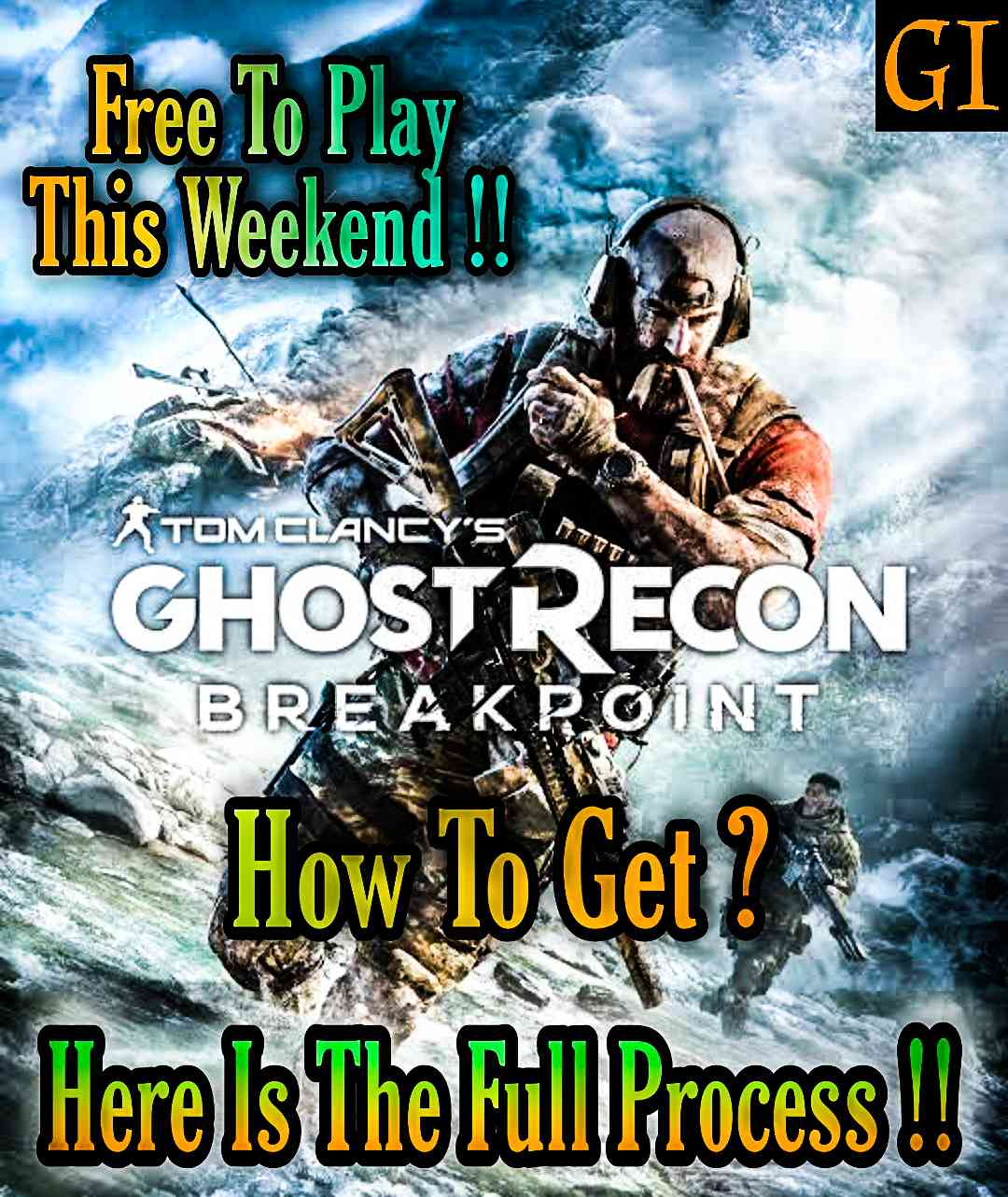 ghost recon free to play