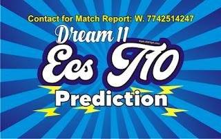 IND vs SIG Match Prediction |Sigtuna CC vs Indiska CC, Dream 11 ECS T10 Stockholm