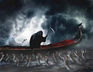 Resultado de imagem para o barqueiro de hades