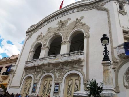 Tunis capitala Tunisiei