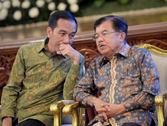 Gaji Presiden dan Wakil Presiden Tidak Pernah Naik