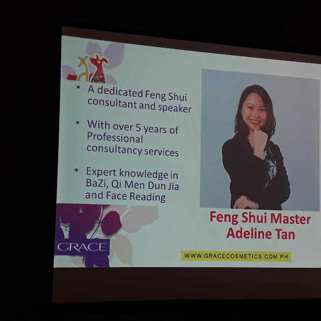 Malaysia, Feng Shui Master Adeline Tan