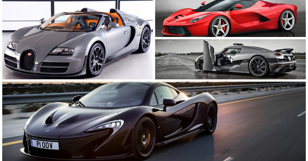 How Much Does A Mclaren P1 Cost >> Passion For Luxury : The 10 most expensive cars in the world