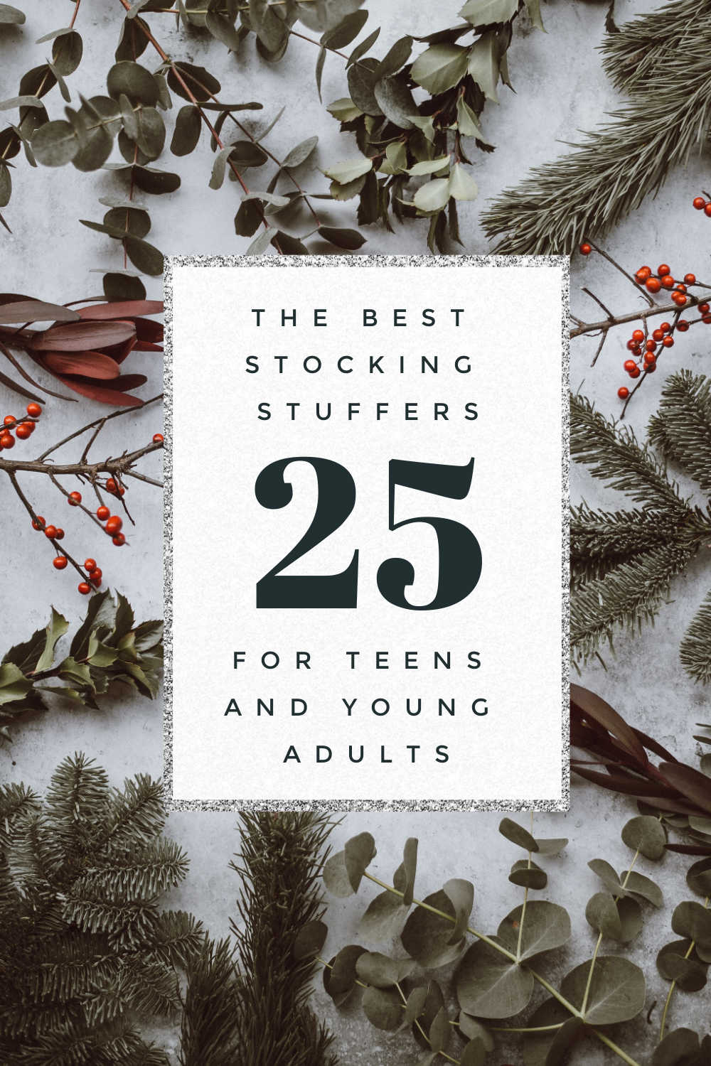 best stocking stuffers for teens and young adults