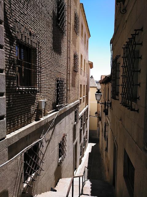 Toledo - Barrio de la Juderia