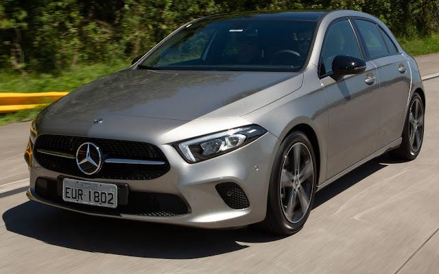 Mercedes-Benz A250 Vision 2019