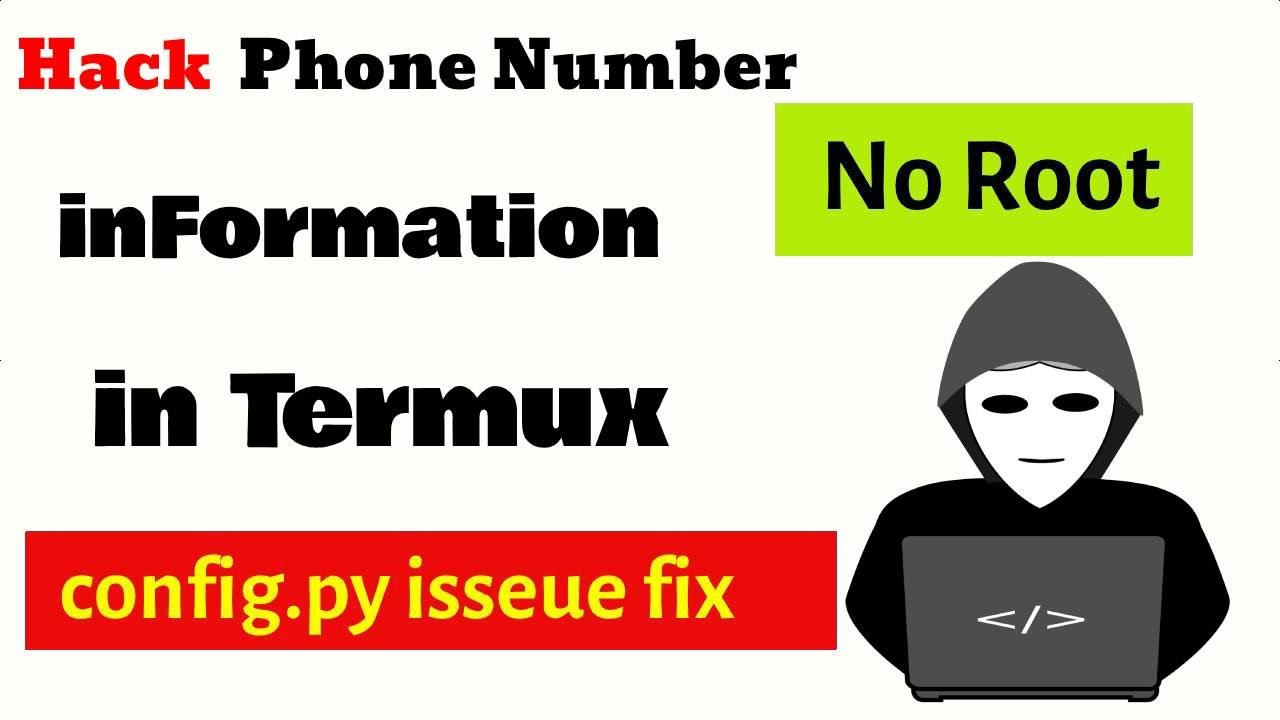 Information Gathering from Phone Number in Termux