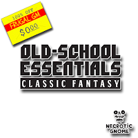 Free GM Resources: Old School Essentials PDF Form PC Sheet (Modified)