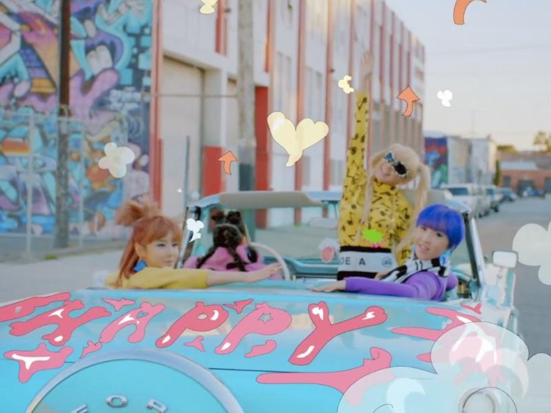 """2NE1 - """"Happy"""""""
