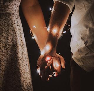 Holding Hand DP