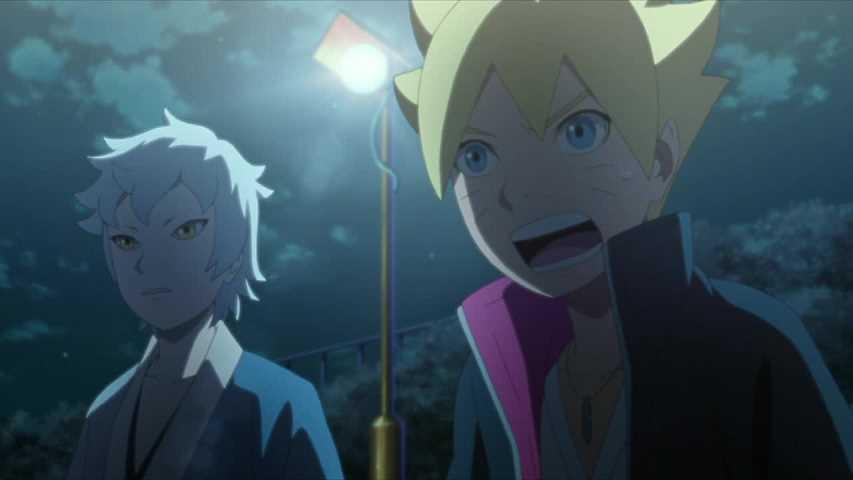 الحلقة الثالثة عشر 13 من أنمي بوروتو: ناروتو الجيل القادم Boruto: Naruto Next Generations مترجمة