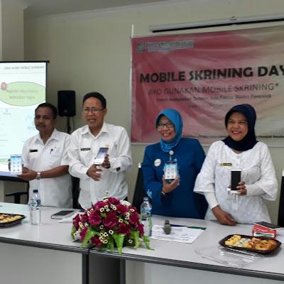 BPJS Kesehatan Mojokerto Luncurkan Fitur Mobile Skrining Riwayat Kesehatan